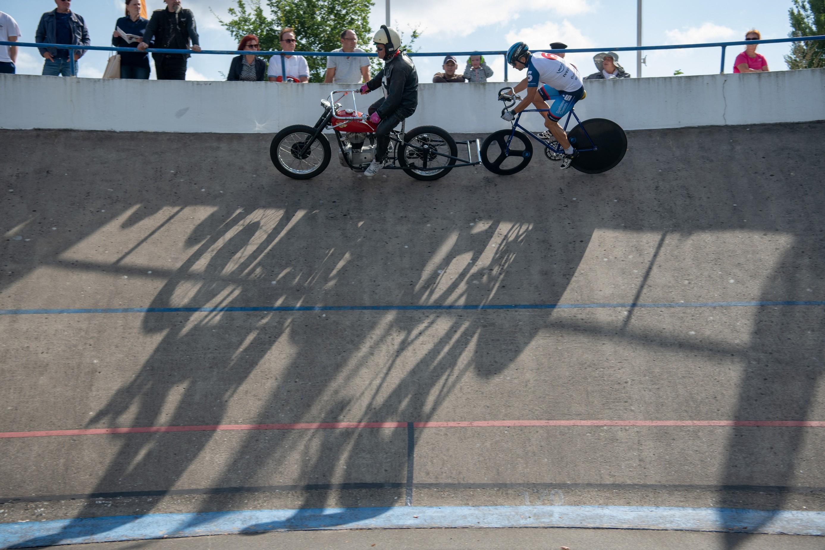 Torsten Schönberger fuhr seit Jahren auf der Ostsee-Rad-Klassik