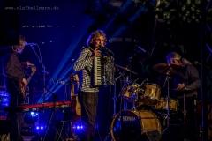 Wenzel und Band im Klostergarten