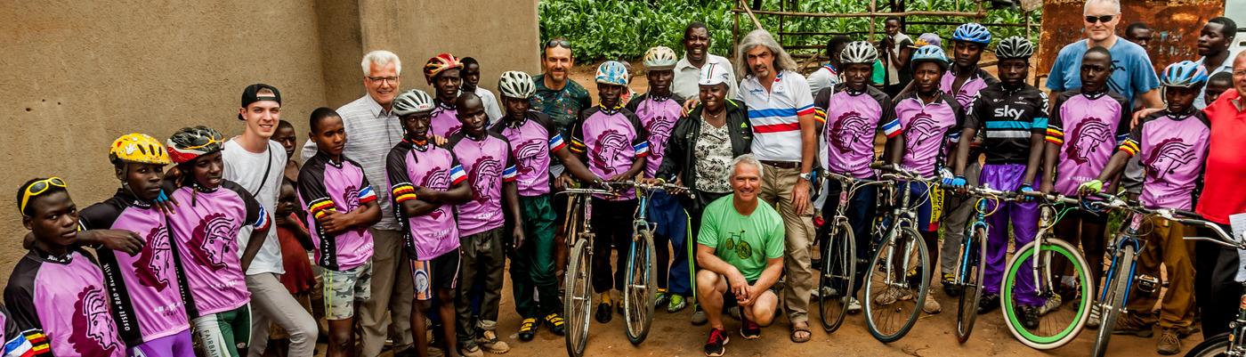 Radsport und Ausbildung